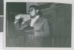 A. B. C. Livingstone Leading Singing, Ewarton, Jamaica, 1964