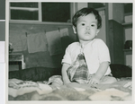 A Child from the Airin-en Orphanage, Okinawa, Japan, 1953