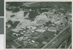 Aerial View of Ibaraki Christian College, Ibaraki, Japan, ca.1950-1960