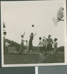 Basketball Game, Ibaraki, Japan, ca.1948-1952