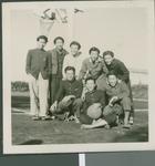 Basketball Team, Ibaraki, Japan, ca.1948-1952