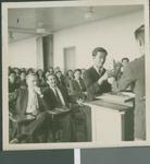 Awards Ceremony, Ibaraki, Japan, ca.1948-1952