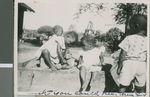 A Group of Children at the Namwianga Mission, Kalomo, Zambia, ca.1941-1959