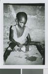 An Ibo Child Eats Grass, Nigeria, ca.1967-1969