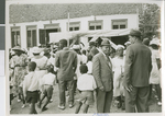 After Sunday Services, Bridgetown, Barbados, 1960