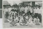 A Group of Indian Bible Class Teachers and Preachers Attending a Teaching Workshop, Madras, India, 1967