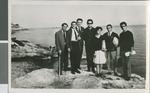 A. Reyes Cardenas Being Baptized, Rio Bravo, Tamaulipas, Mexico, 1968