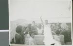 Baptisms in Mexico, Moroleon, Guanajuato, Mexico, 1966