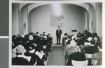 A Church Service, Vienna, Austria, 1960