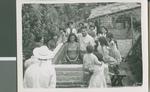 Baptism, Moroleon, Guanajuato, Mexico, 1967