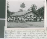 A Nigerian Congregation, Nigeria, 1960