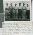 A Group of American Missionaries from Churches of Christ to Nigeria, Nigeria, 1960