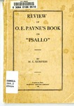 "Review of O.E. Payne's Book on ""Psallo"""