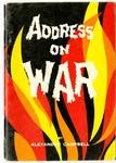 Address on War