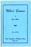 Miller's Sermons by Luke Miller