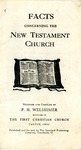 Facts Concerning the New Testament Church