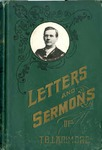 Letters and Sermons of T.B. Larimore Vol. III