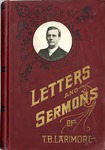 Letters and Sermons of T.B. Larimore Vol. II by T. B. Larimore and Emma Page