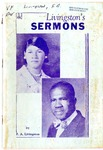 Livingston's Sermons