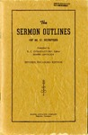 The Sermon Outlines of M.C. Kurfees: Revised, Enlarged Edition. by M. C. Kurfees and B. C. Goodpasture