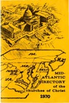 Mid-Atlantic Directory of the churches of Christ 1970