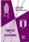 Conflict of Allegiance