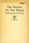 The Sermon On The Mount: