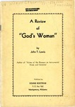 "A Review of ""God's Woman"" by John T. Lewis"