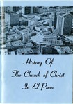 History of The Church of Christ in El Paso