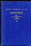 George Pepperdine College Lectures