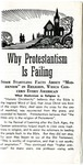 Why Protestantism Is Failing