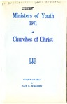 Ministers of Youth 1971 of Churches of Christ