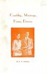 Courtship, Marriage, Home, Divorce.