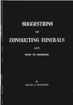 Suggestions On Conducting Funerals And How To Immerse