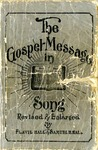 The Gospel-Message in Song Revised & Enlarged