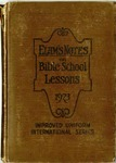Elam's Notes On Bible School Lessons 1923