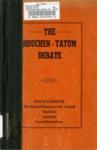 The Houchen-Tatum Debate