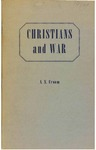Christians and War
