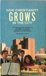 How Christianity Grows in the City by Alvin Jennings