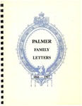 Palmer family letters : 1866-1907