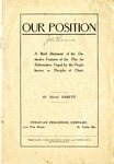 Our Position