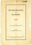 Evangelists Vs. Elders