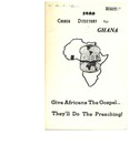 Church Directory for Ghana