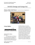 DANGO (Doings and Goings On) - Vol. 22 | Issue 9