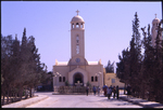 Abu Mena Monastery - St. Mary Church by Everett Ferguson