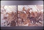 Alexander Battle Mosaic by Everett Ferguson