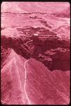 Aerial view of Masada by Everett Ferguson