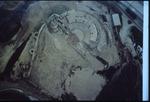 Aerial view of Roman Theatre by Everett Ferguson