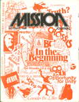 Mission Journal cover October 1986 by Mission