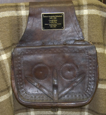 Grandpa Helsabeck's Saddle Bag